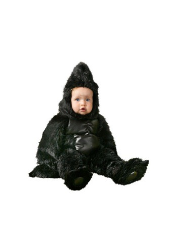 Click Here to buy Deluxe Toddler Gorilla Costume from HalloweenCostumes, CDN Funds
