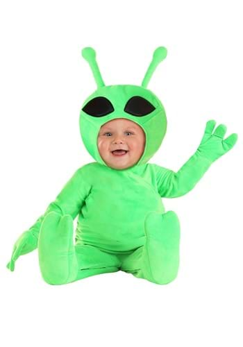 Infant Silly Space Alien Costume