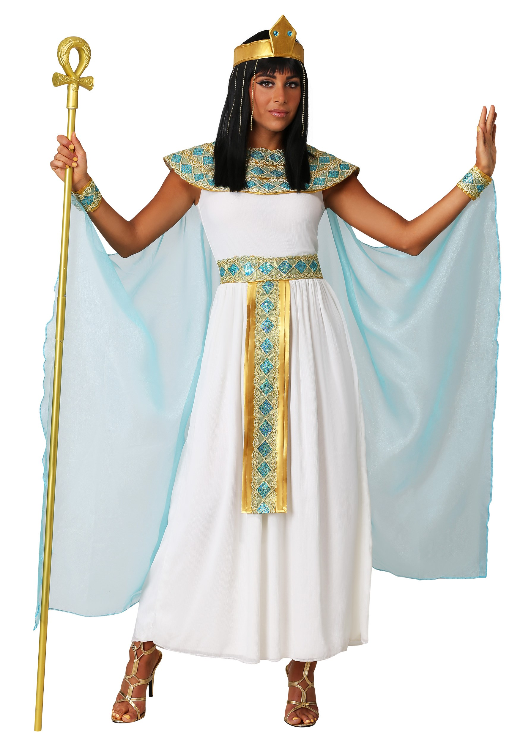 Adult Cleopatra Costume. Adult Halloween Costumes   HalloweenCostumes com