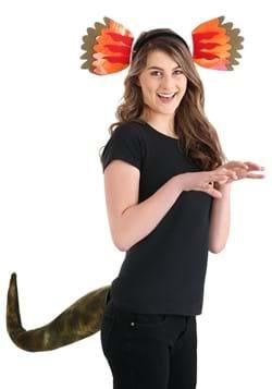Dilophosaurus Headband Tail Kit Update