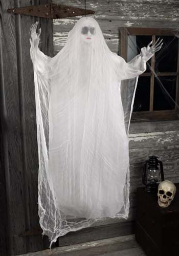 3 Ft Hanging Female Ghost Prop-1