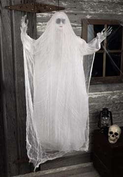 3 Ft Hanging Female Ghost Prop