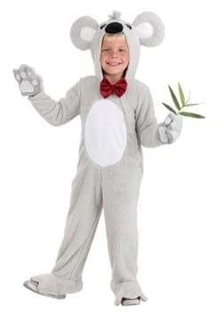 Toddler Dapper Koala Costume