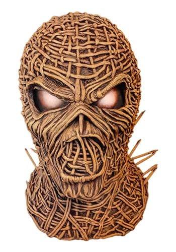 Iron Maiden The Wicker Man Mask