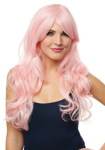 Stylable Pink Wig