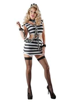 Sexy Jailbird Costume for Women
