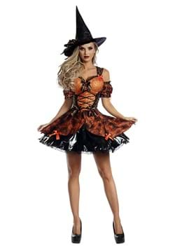 Women's Harvest Witch Costume