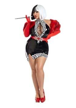 Women's Sexy Plus Cruel Madam Costume
