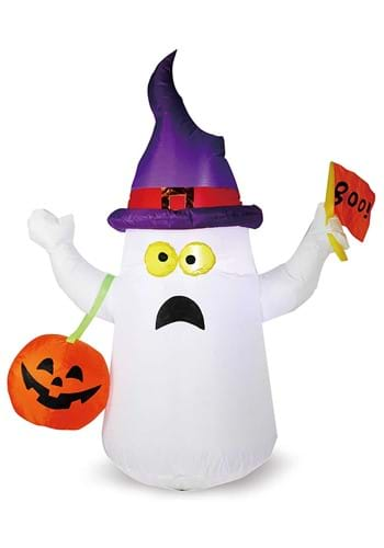 Inflatable 5ft Naughty Ghost