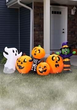 Inflatable 8 Ft Jumbo Halloween Characters Decoration