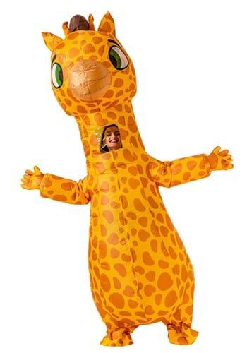 Inflatable Adult Giraffe Costume