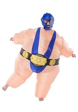 Inflatable Child Blue Wrestler