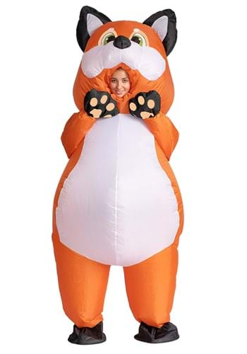 Inflatable Adult Fox Costume