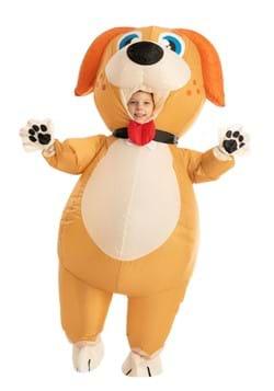 Inflatable Child Dog Costume