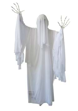 Animated Lifesize Standing Ghost