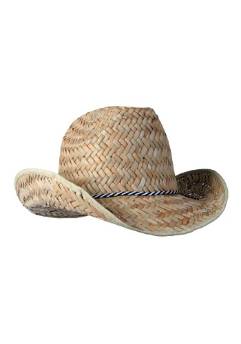 Straw Cowboy Hat By: Loftus International for the 2015 Costume season.