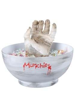 Animated Candy Bowl Mummy Hand
