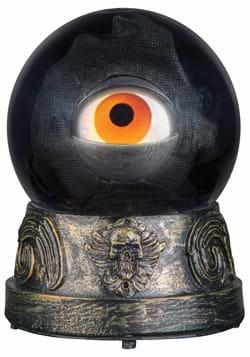 Animated Eyeball in Crystal Ball