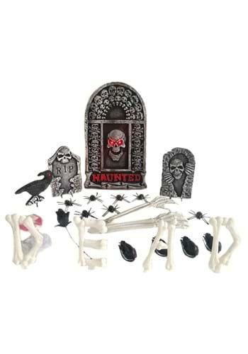 24 Piece Graveyard Kit