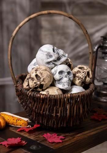 12 Piece Bag of Skulls