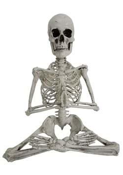 7in Yoga Skeleton