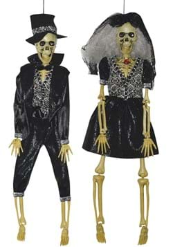 Skeleton Bride And Groom