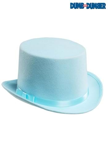 Dumb and Dumber Blue Tuxedo Top Hat for Adults