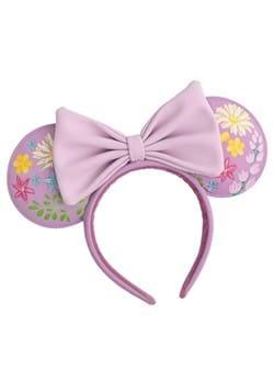 Loungefly Disney Minnie Embroidered Flowers Headband