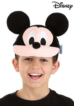 Plush Mickey Mouse Headband
