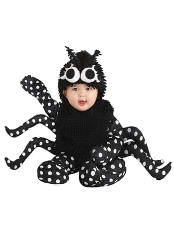 Infant Itty Bitty Black Spider Costume