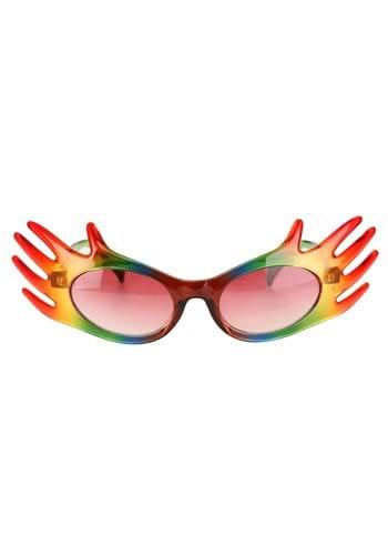 Rainbow Hands Glasses