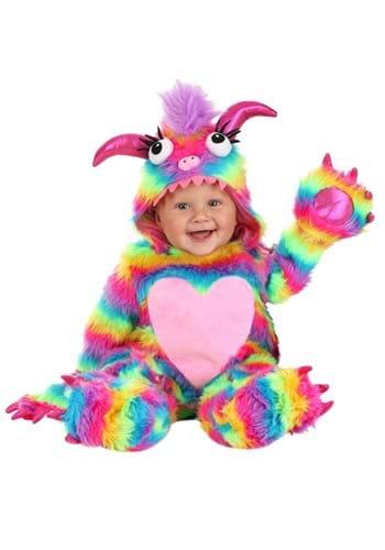 Infant Rainbow Monster Costume