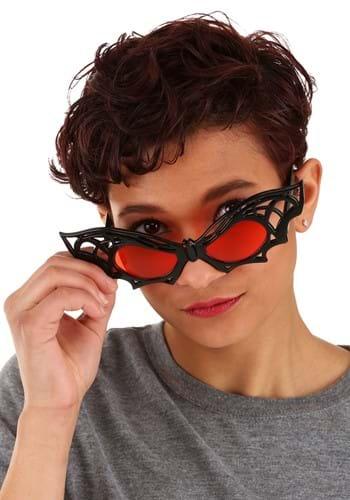 Gothic Bat Glasses