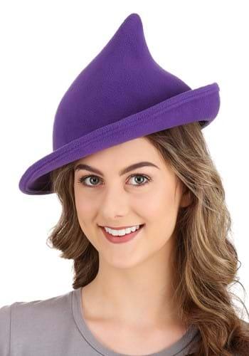 Modern Witch Hat Purple