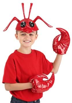 Kids Lobster Costume Kit