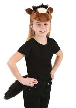 Plush Horse Costume Accessory Kit