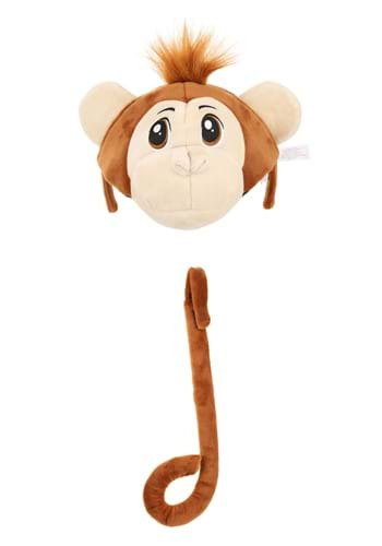 Monkey Plush Headband Tail Kit