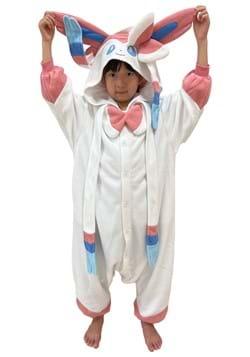 Pokemon Kids Sylveon Kigurumi