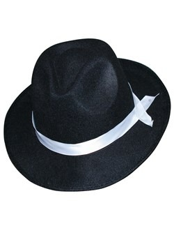 Zoot Suit Gangster Hat