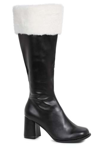 Women's Gogo Fur Topped Boots