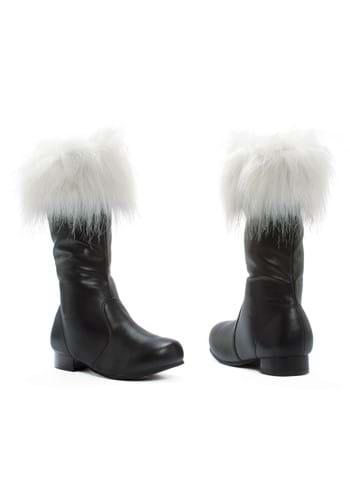 Kids Santa Boots