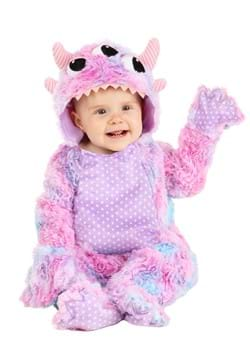 Infant Purple and Pink Monster Costume