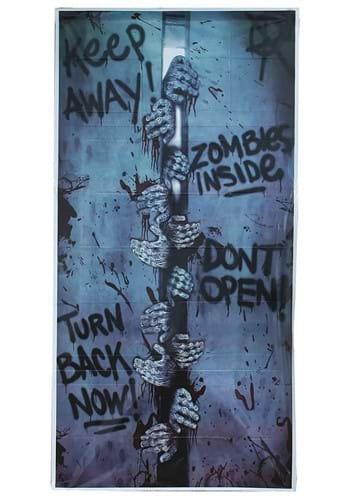 Zombie Inside Door Cover