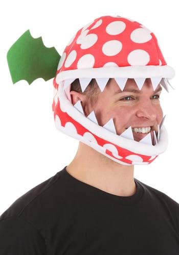 Piranha Plant Jawesome Hat