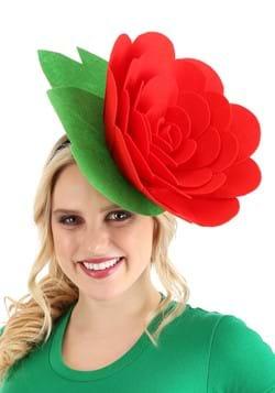 Red Rose Headdress