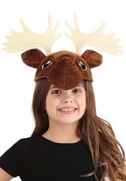 Moose Plush Headband
