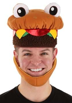 Cheeseburger Jawesome Hat