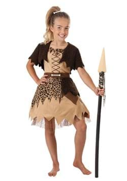 Kid's Cavegirl Dress Costume
