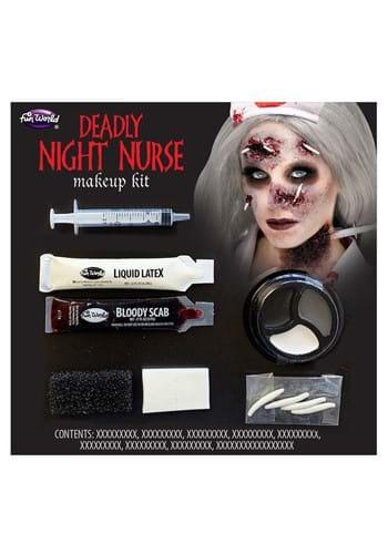 Deadly Night Nurse Makeup Kit