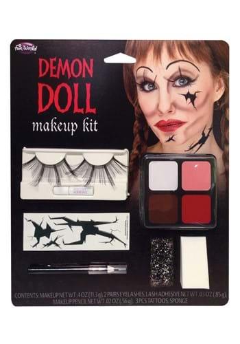 Makeup Kit Demon Doll